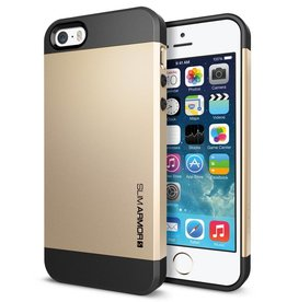 Smart Protector Case iPhone 5/5S champagne