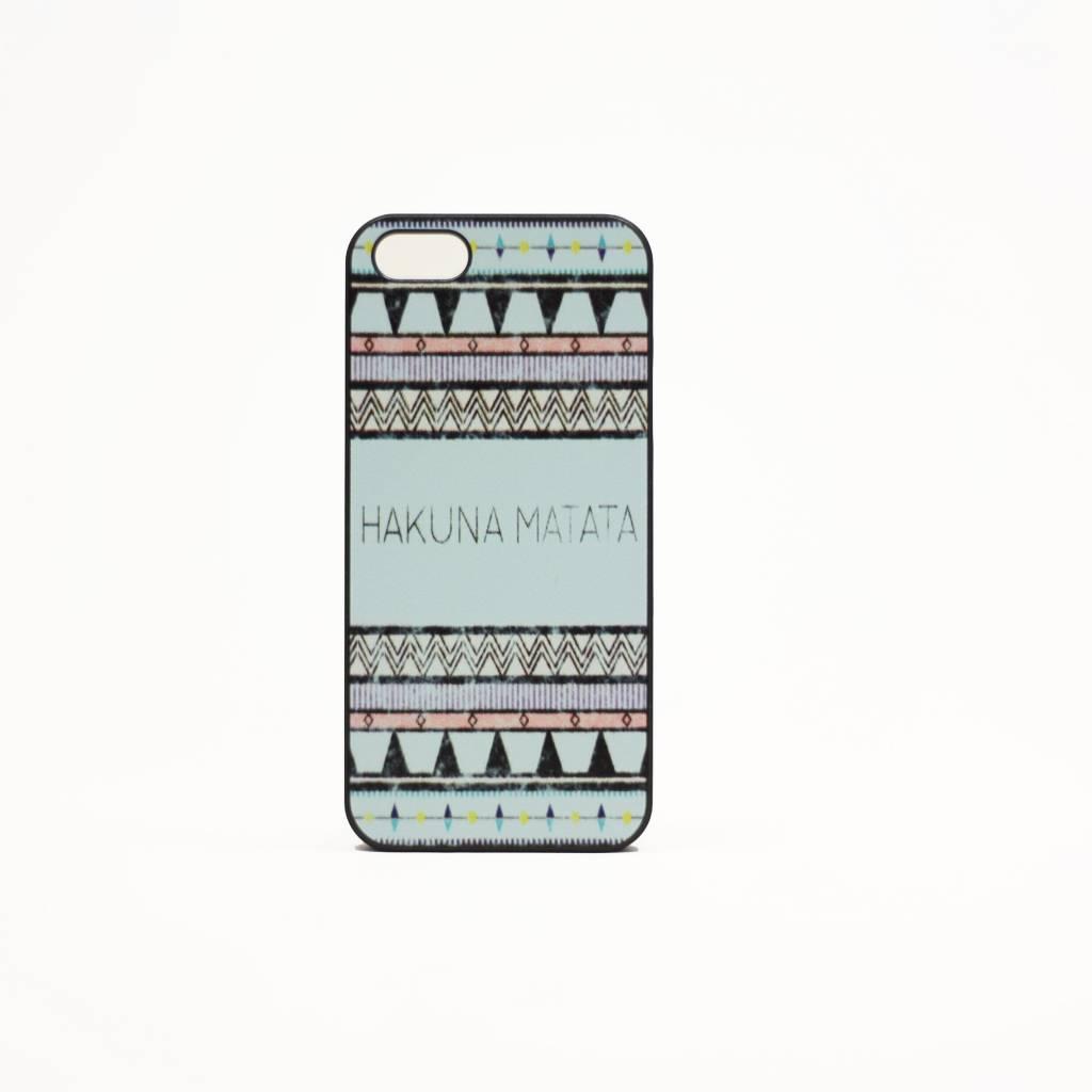 Hakuna matata hardcase hoesje voor iPhone 4/4S