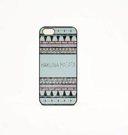 Hakuna matata case voor iPhone 5/5S
