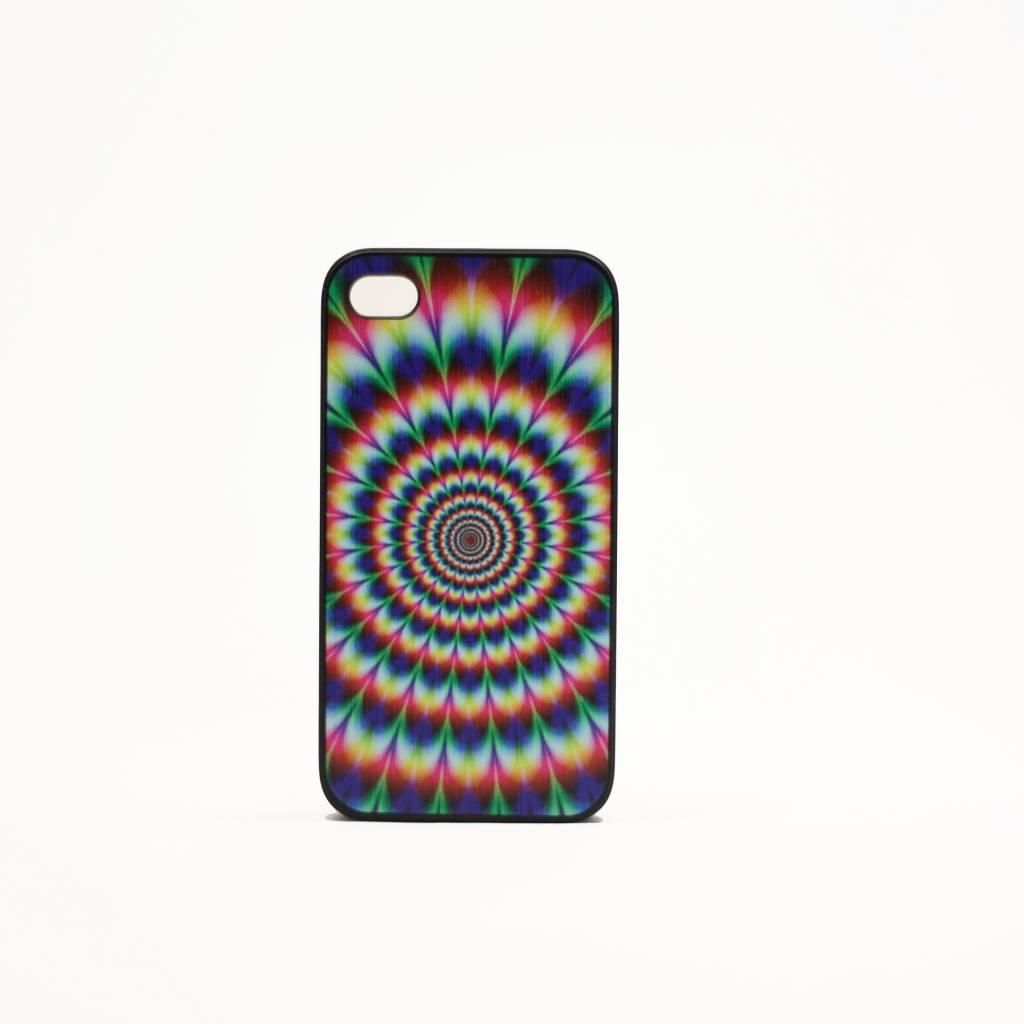 Retro hardcase hoesje voor iPhone 5/5S