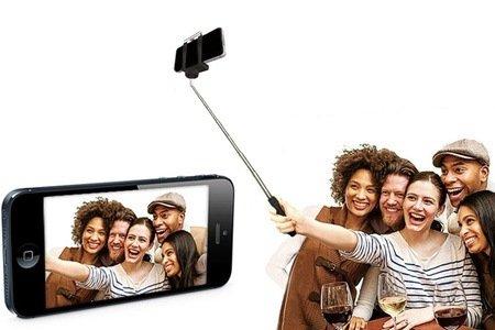 Selfie Stick - Blauw