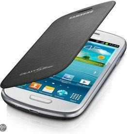 Flip Case Samsung Galaxy S3mini Zwart