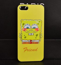 Hard case iPhone 5/5s spongebob