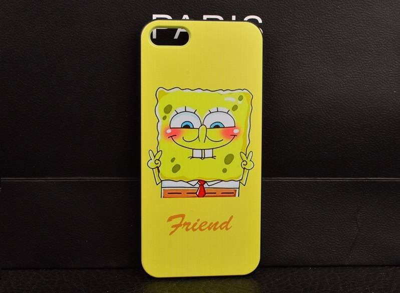 hip hardcase hoesje iPhone 5/5s spongebob
