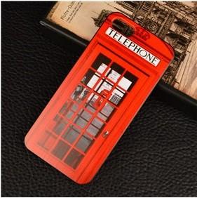 hip hardcase hoesje iPhone 5/5s London style