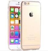 Flexibele Siliconen soft case iPhone 6 doorzichtig - Copy