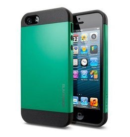 Smart Protector Case iPhone 5/5S donkergroen