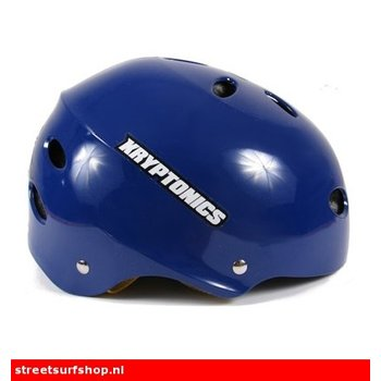 Kryptonics Kryptronics Core helm mat Blauw (S-M)