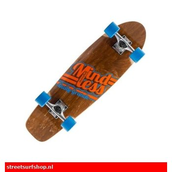Mindless Cruiserboard Mindless Daily Grande Brown