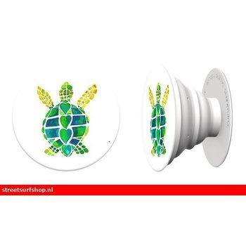 PopSocket Turtle Love White