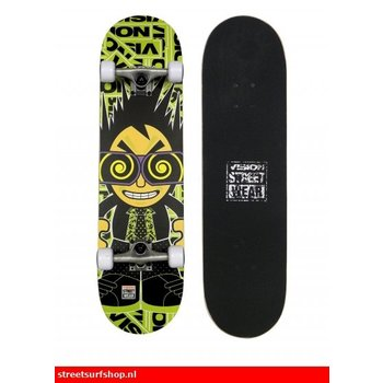 Vision Kiddy Japan Green Skateboard