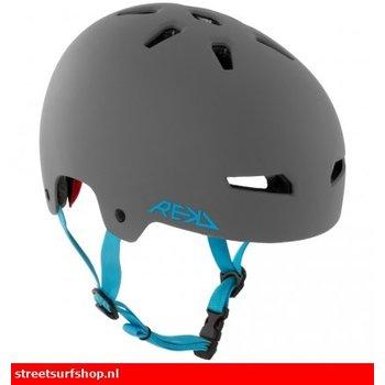 REKD REKD Helm Grau Blau