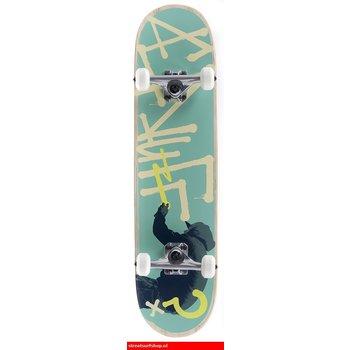 Enuff Enuff Tag Graffiti Skateboard Green