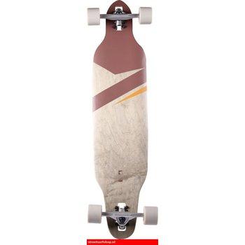 Ram Lokz Longboard 34'' Chestnut