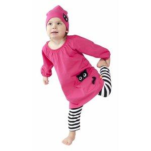 Lipfish Kleid Kitten