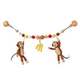 Sindibaba Wagenkette Affen