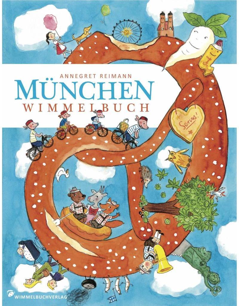 Wimmelbuch München Pocket