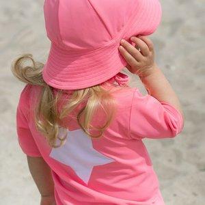 Petit Crabe UV-Shirt Bubblegum 50+