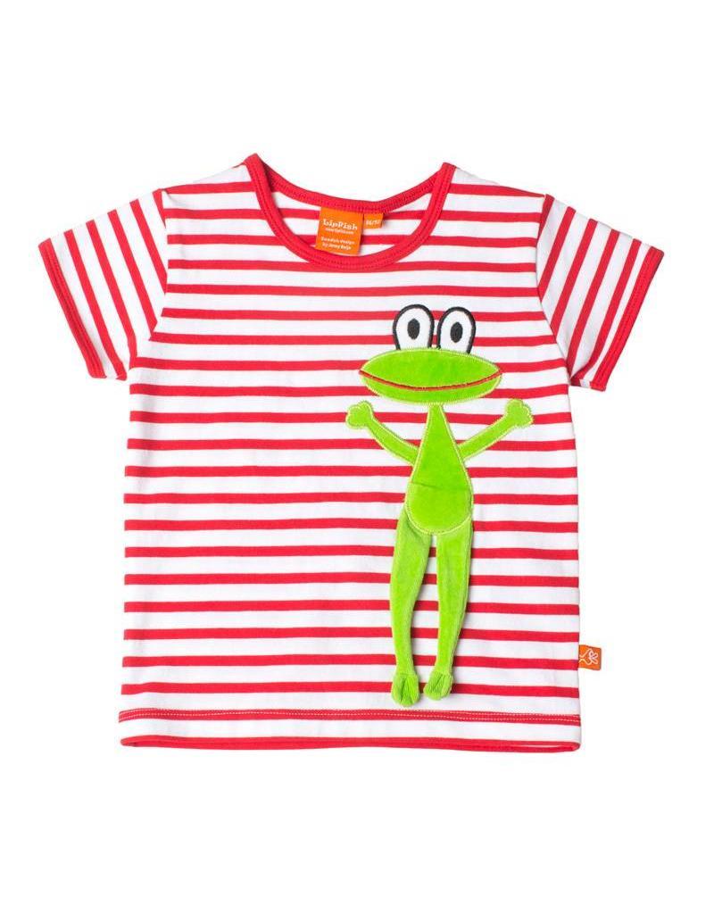 Lipfish T-shirt Frosch
