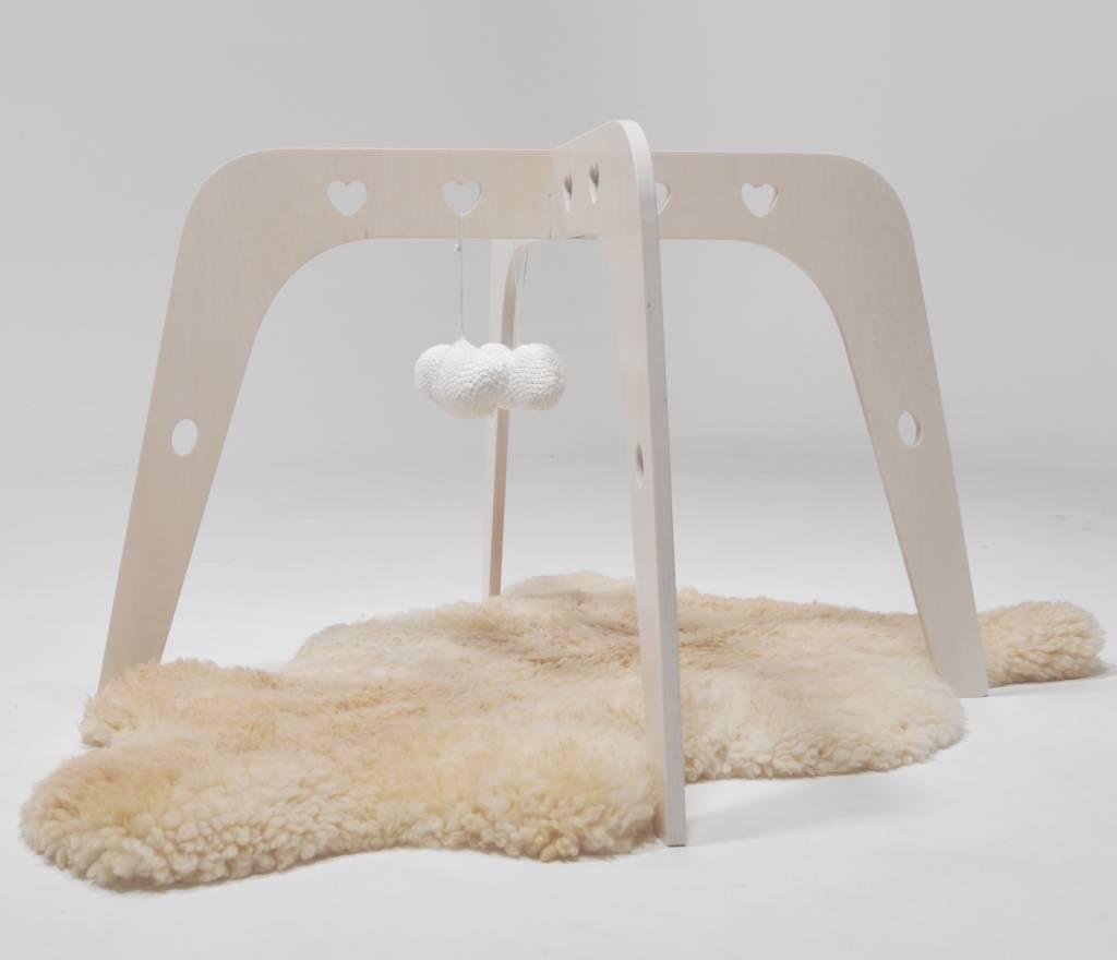 spielbogen holz murmelwald. Black Bedroom Furniture Sets. Home Design Ideas