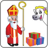 Pictogram Kind Sinterklaas