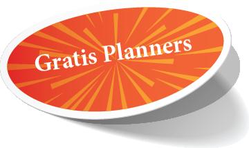 Gratis te downloaden planners