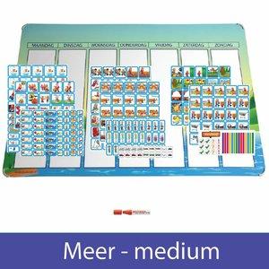 Planpakket Meer - medium (jongen)