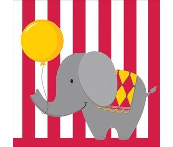 Servetten Circus!