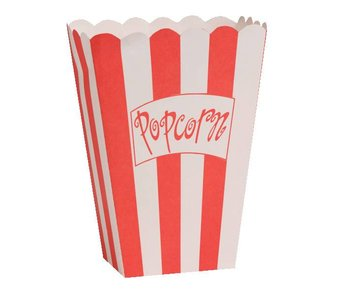 Circus! Popcorn bakjes