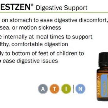 doTERRA DigestZen Essential Oil - Digestive blend
