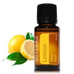 doTERRA Lemon Essentiële Olie - Citroen