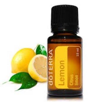doTERRA Lemon Essential Oil 15 ml.