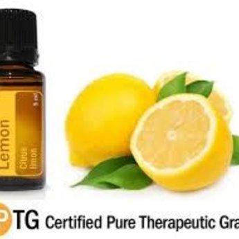 doTERRA Lemon Essentiële Olie enkelvoudige olie Citroen
