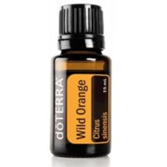doTERRA Wild Orange Essential Oil - 5 ml.