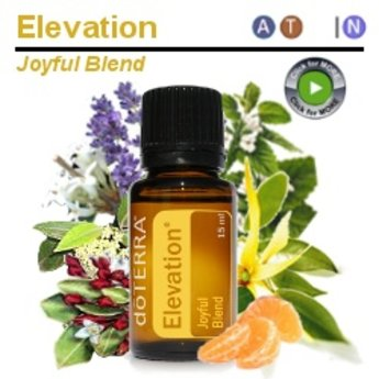 doTERRA Elevation Essential Oil - Joyful blend