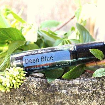 doTERRA Deep Blue Roll On Essential Oil - Verzachtende Samenstelling