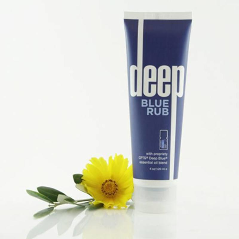 Deep Blue Rub 120 ml.