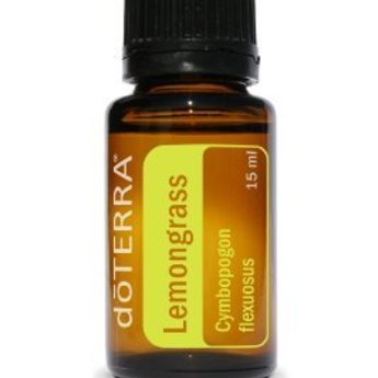 doTERRA Lemongrass Essential Oil