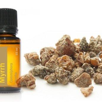 doTERRA Myrrh Essential Oil