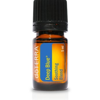 doTERRA Deep Blue Soothing Blend Essential Oil