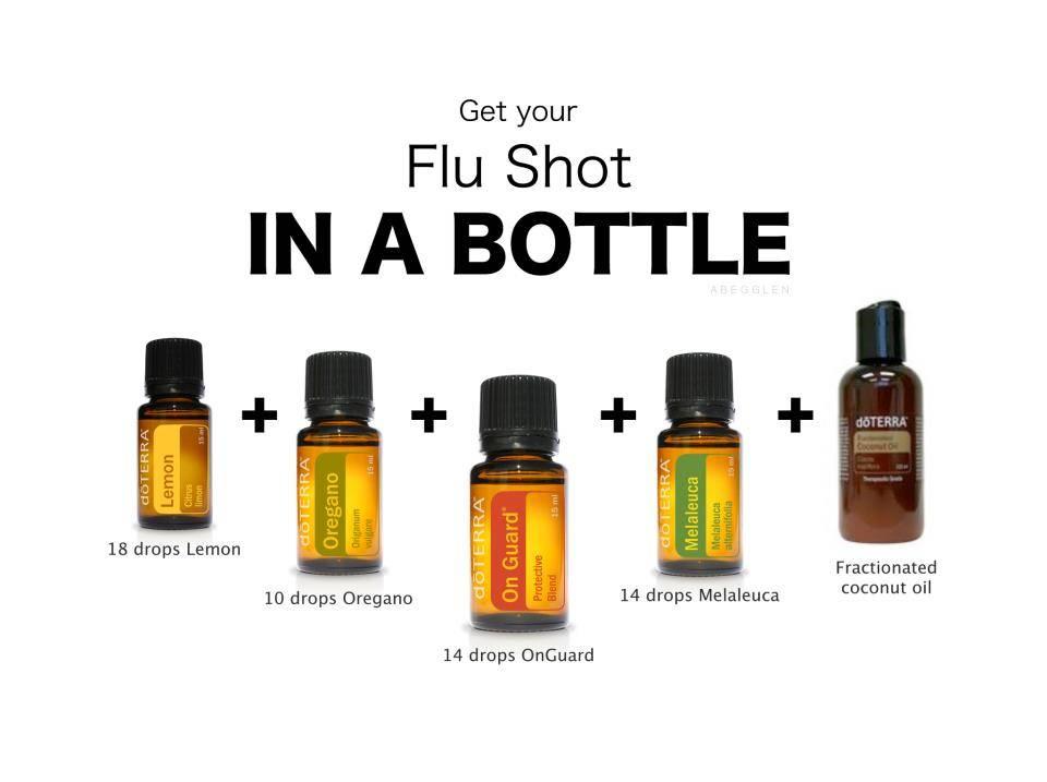 Hoe kom ik van de griep af?