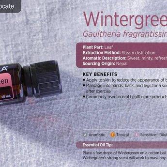 doTERRA Wintergreen Essential Oil
