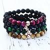 AromaLove Lava with stone diffuser bracelet