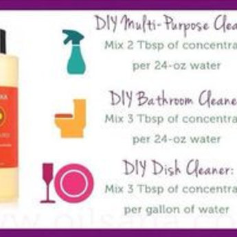 doTERRA On Guard Cleaner Concentrate