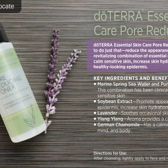 doTERRA Essential Skincare Pore Reducing Toner