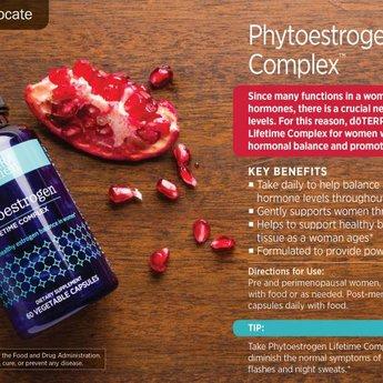 doTERRA Phytoestrogen Lifetime Complex 60 caps