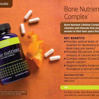doTERRA Bone Nutrient Complex