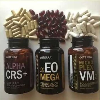 doTERRA Lifelong Vitality Pack Voedingssupplementen