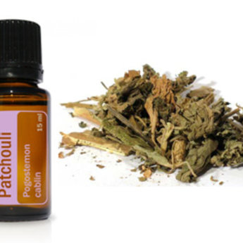 doTERRA Patchouli Essential Oil 15 ml.