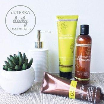 doterra doterra shampoo amp conditioner set bliz wellness